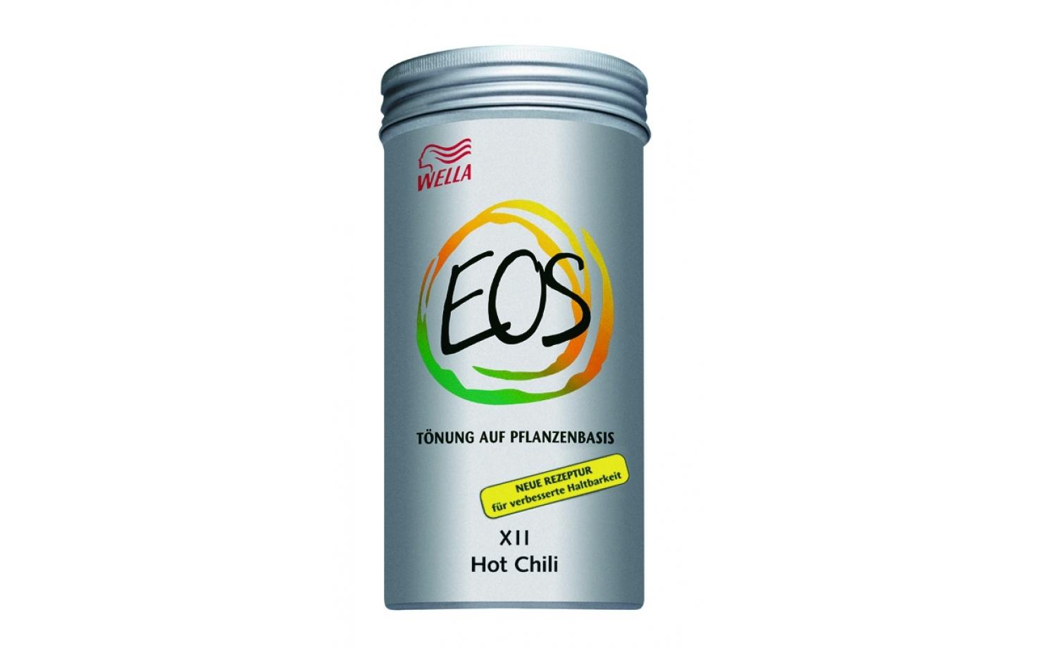 Wella EOS Pflanzentönung 120 g VII Chili
