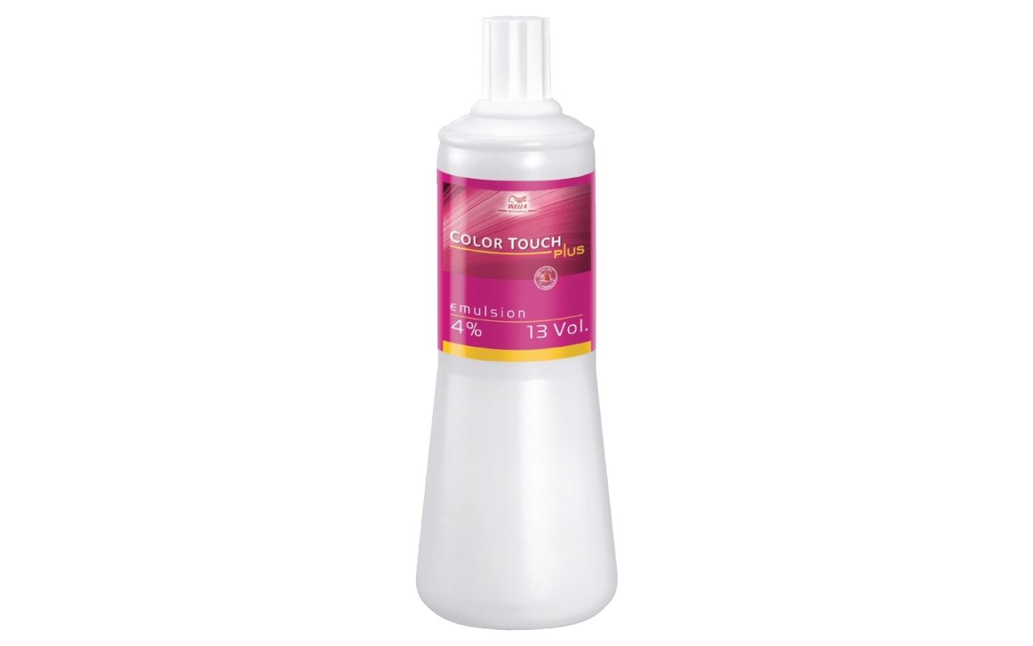 Wella Color Touch  Plus Emulsion 4 %