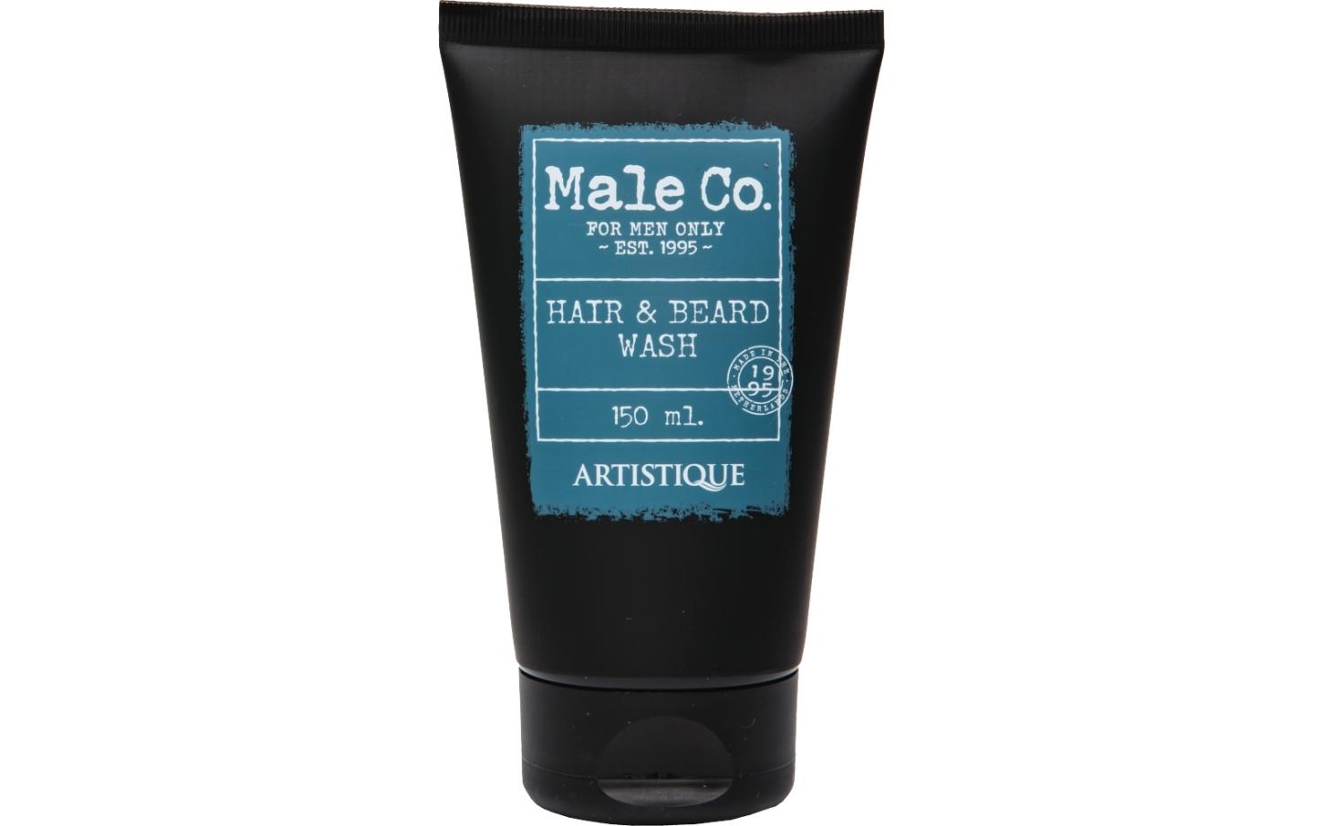 Male Co. Hair & Beard Wash