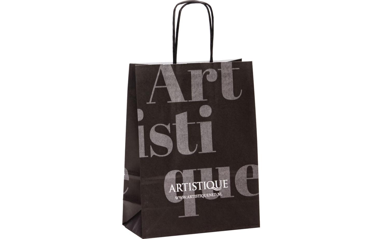 Artistique Tragetaschen Papier 25er