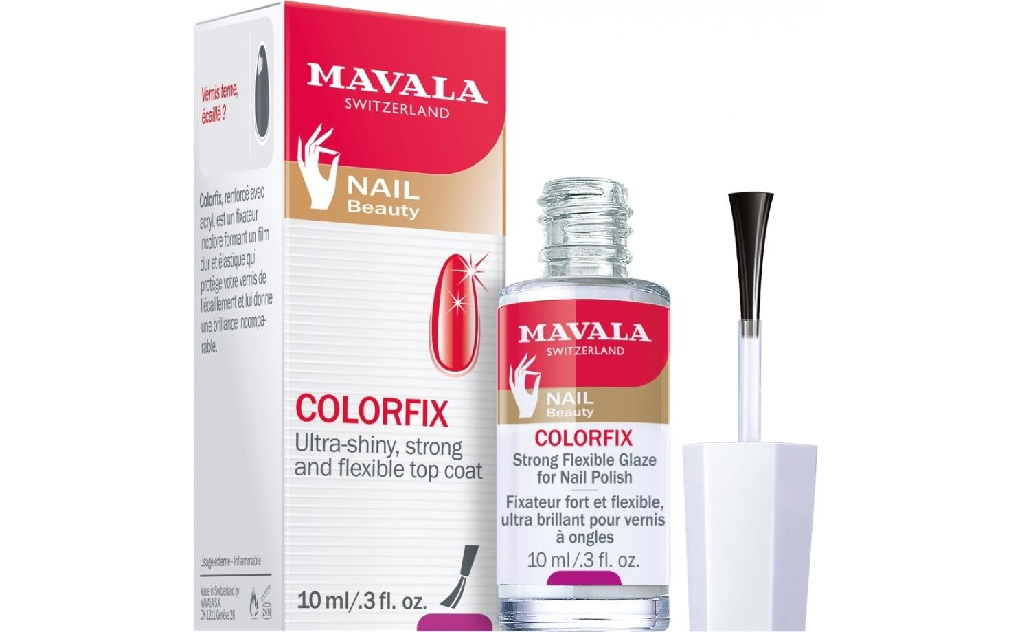 Mavala Colorfix-Überlack 10 ml