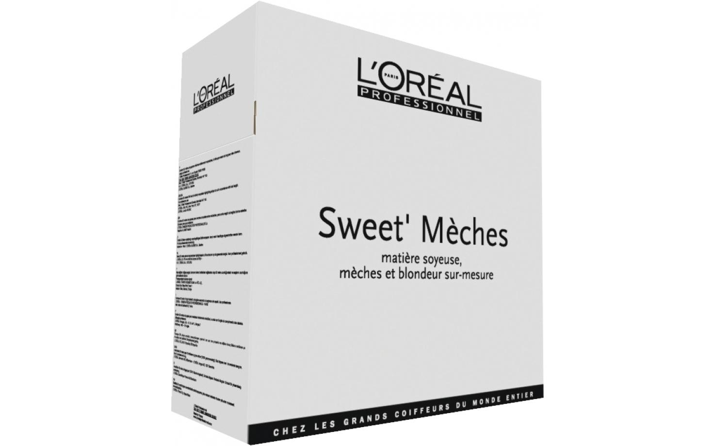 L'Oréal Platinium Sweet Meches