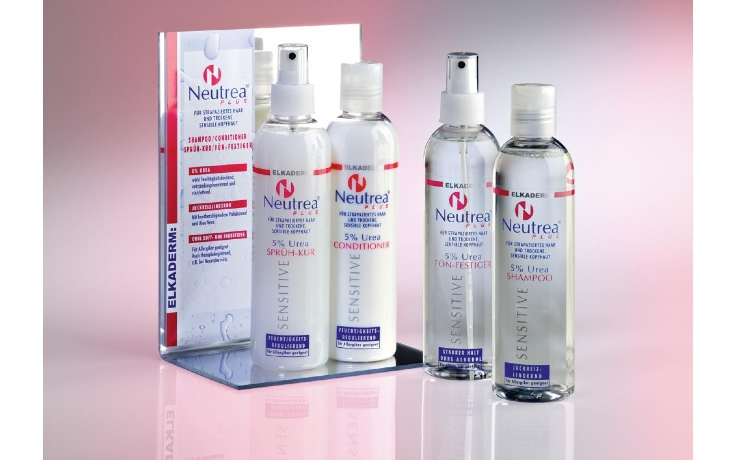 Elkaderm Neutrea 5 % Urea Shampoo