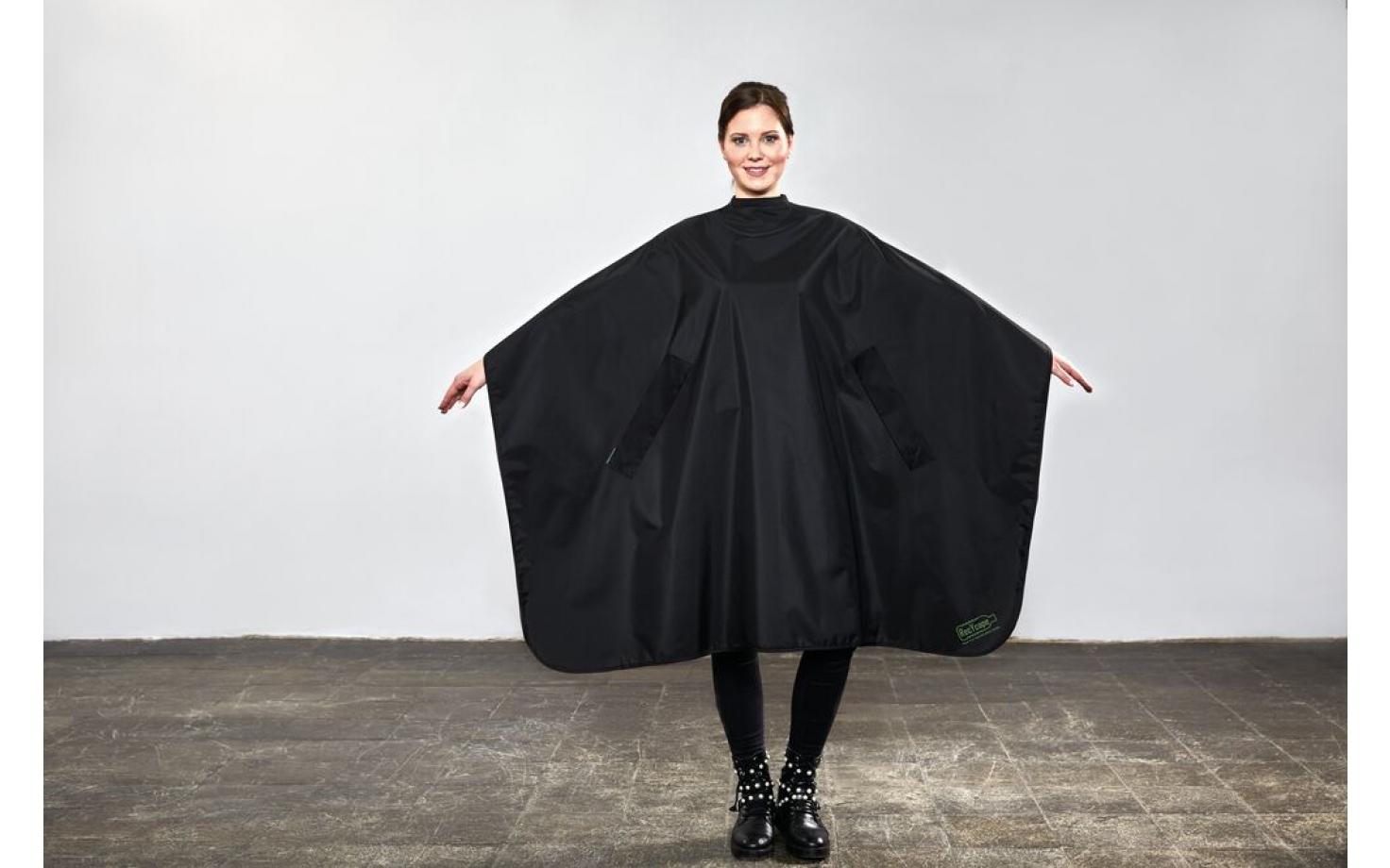 Trend Design Schneideumhang RecYcape schwarz