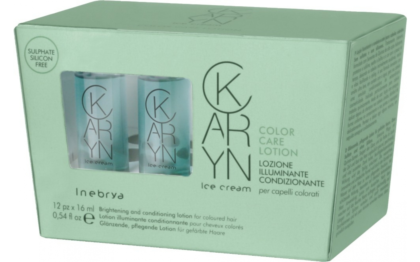 Ice Cream Karyn Color Care Lotion 12x16ml