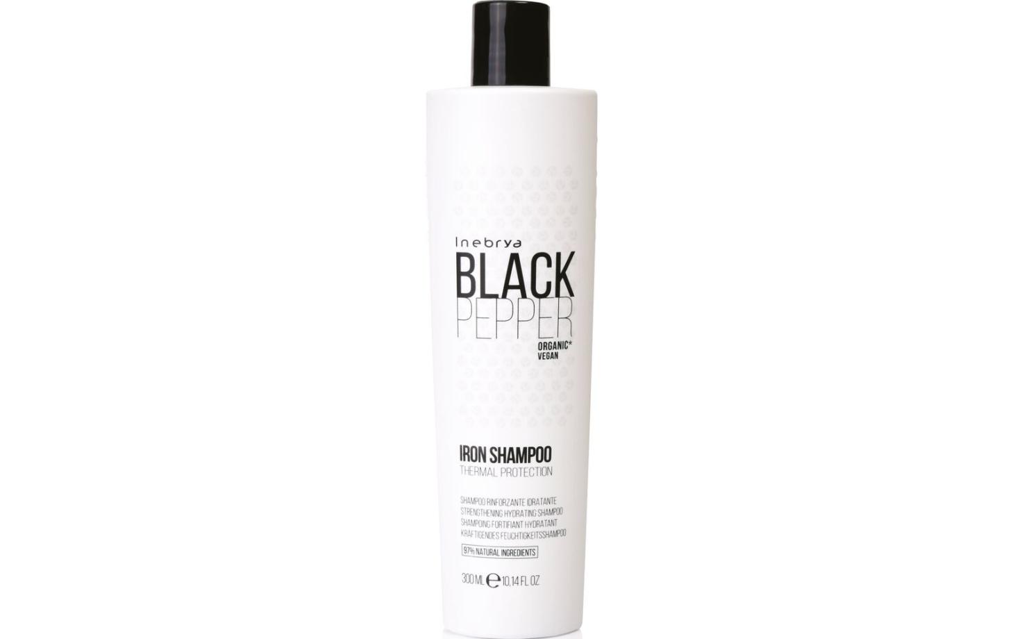 Black Pepper Iron Shampoo