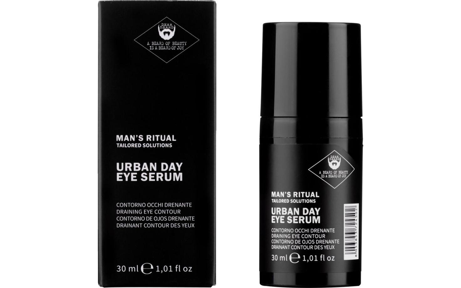 Dear Beard Man's Ritual Urban Day Eye Serum 30 ml