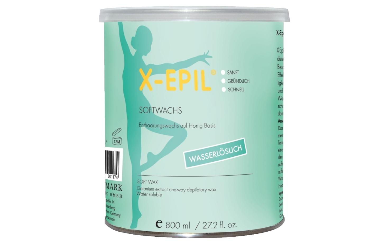 X-Epil Enthaarungswachs 800 ml