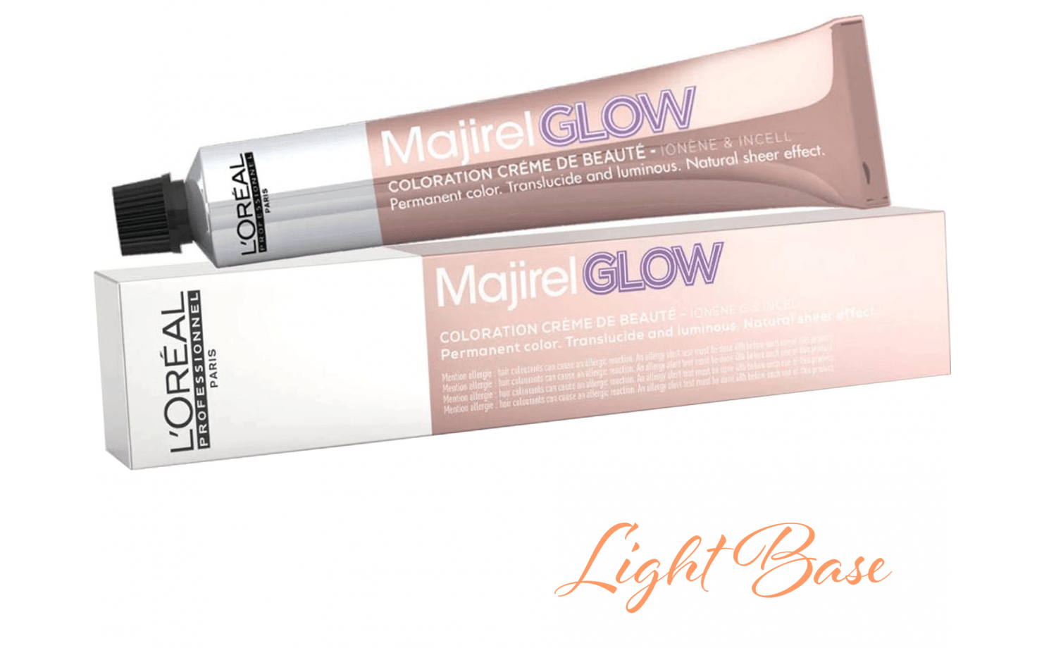 Majirel Glow Light Base 50 ml