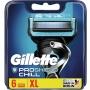 Gillette Proshield Chill Klingen 6er