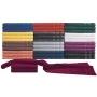 MS Praxis Textilien Frottee-Handtücher Figaro schwarz