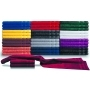 MS Praxis Textilien Frottee-Handtücher Figaro bordeaux