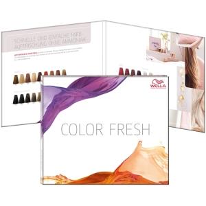 Color Fresh/Perfecton Farbkarte