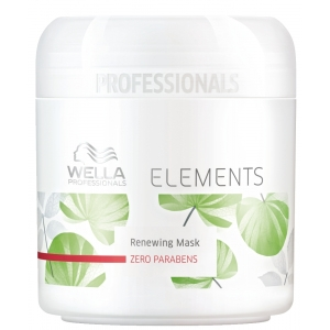 Wella Professional Elements aufbauende Maske