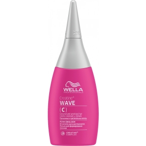 Wella Creatine+ Wave C/S Base 75ml