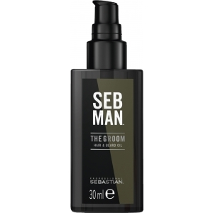 SEB MAN The Groom Hair & Beard Oil