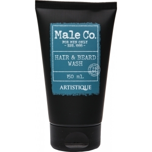 Male Co. Hair & Beard Wash 150 ml