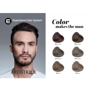 Experience Farbkarte Men Color