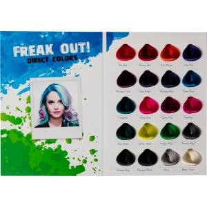 Freak Direct Colors Farbkarte Meschen