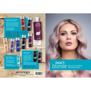 Beach Blonde Broschüre