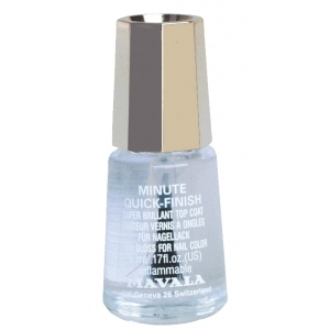 Mavala Minute Quick Finish 5 ml