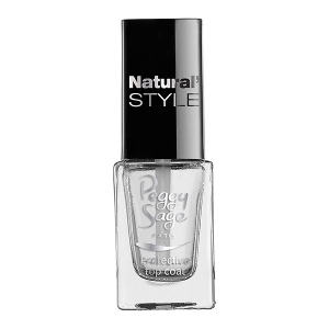 Peggy Sage Protective top coat Natural style 5 ml