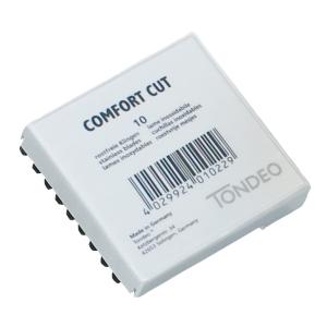 Tondeo Klingen Comfort Cut 10er