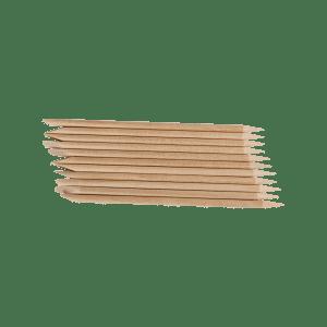 10 Mini Maniküre-Stäbchen