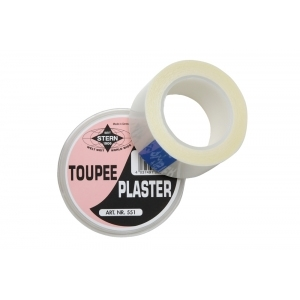 Stern Toupetpflaster Rolle