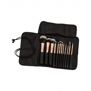 Set mit 12 Make-up-Pinseln