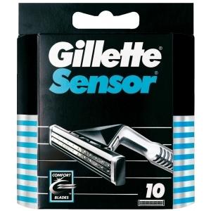 Gillette Sensor Klingen 10er