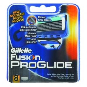 Gillette Fusion Proglide  Klingen 4 er