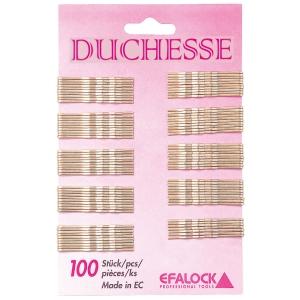 Efalock Duchesse Haarklemmen 7 cm 100 Stück