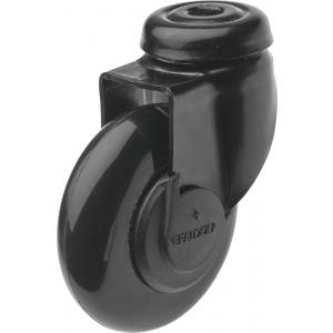 Clic Tec Rolle schwarz für Piccolo