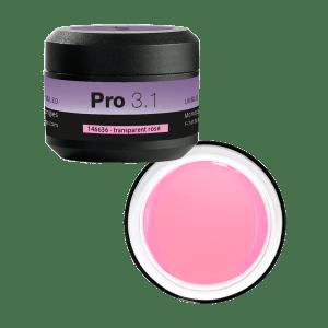 Hartes UV-Aufbaugel transparent 15 g