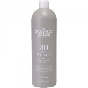 Nook Service Color Activator 1,5% 1 Liter