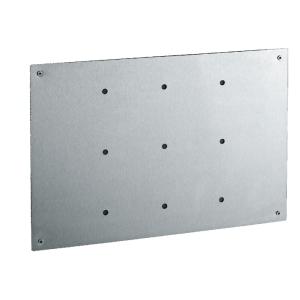 Wandschutzplatte 440X300X0.8 mm