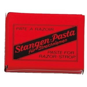 Stangen-Doppelpaste Rot/Schwarz