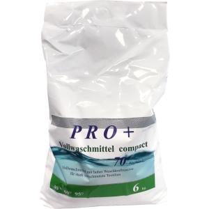 Pro+ Vollwaschmittel 6 kg