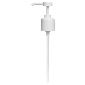 Dusy Pumpe für 1Liter Flasche weiß