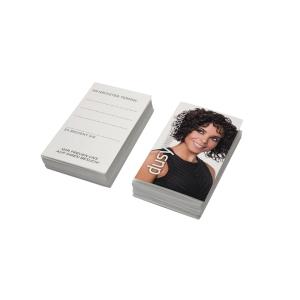 Dusy Terminkarten schwarz 400er
