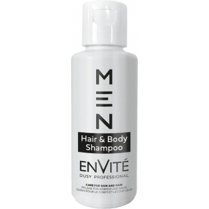 Dusy Envité Men Hair & Body Shampoo 80ml