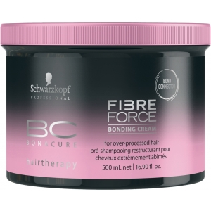 BC Bonacure Fibre Force Bonding Cream 500 g