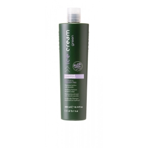 Inebrya Ice Cream Shampoo Green Sensitive