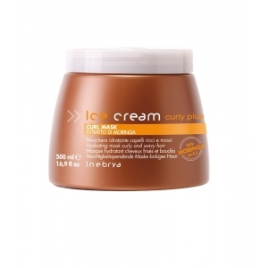 Ice Cream Curl Mask