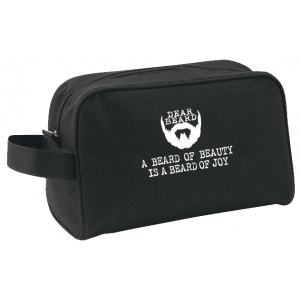 Dear Beard Mini Bag Beauty black