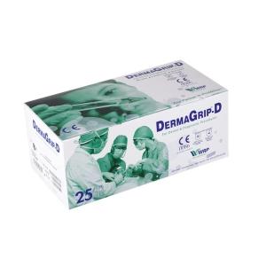 Derma Grip -D Gelhandschuhe puderfrei
