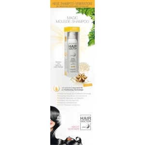 Hair Doctor Magic Mousse Banner 29,7 x 100 cm