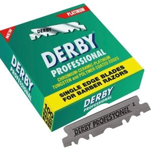 Derby half blade Rasierklingen 100 Stück