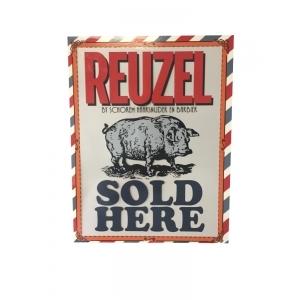 Reuzel Window Sticker